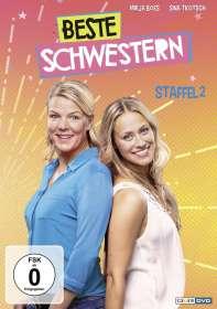 Daniel Rakete Siegel: Beste Schwestern Staffel 2, DVD