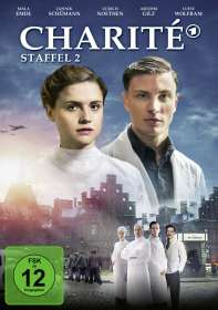 Anno Saul: Charité Staffel 2, DVD