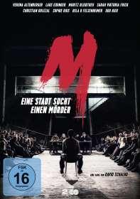 David Schalko: M - Eine Stadt sucht einen Mörder (TV-Serie), DVD