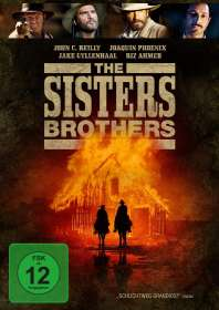 Jacques Audiard: The Sisters Brothers, DVD