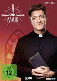Hanno Olderdissen: Sankt Maik Staffel 2, DVD
