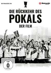 Franziska Rappl: Die Rückkehr des Pokals - Der Film, DVD