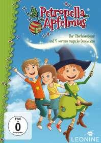 Emilie Rimetz: Petronella Apfelmus DVD 1: Der Oberhexenbesen, DVD