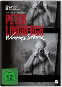 Jean-Michel Vecchiet: Peter Lindbergh - Women's Stories, DVD
