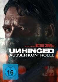 Derrick Borte: Unhinged (2020), DVD