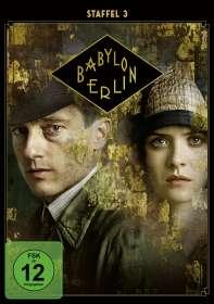 Hendrik Handloegten: Babylon Berlin Staffel 3, DVD