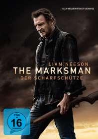 Robert Lorenz: The Marksman - Der Scharfschütze, DVD