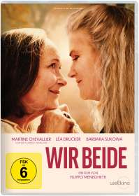 Filippo Meneghetti: Wir Beide, DVD