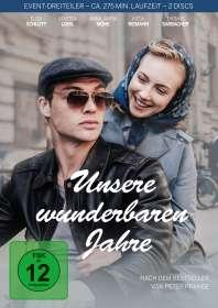 Elmar Fischer: Unsere wunderbaren Jahre, DVD