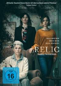 Natalie Erika James: Relic (2020), DVD