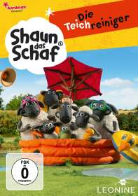Shaun das Schaf Staffel 6 Vol. 1: Die Teichreiniger, DVD