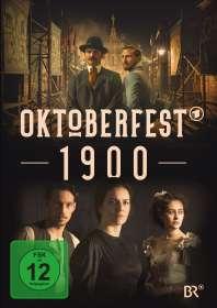 Hannu Salonen: Oktoberfest 1900, DVD