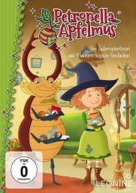 Emilie Rimetz: Petronella Apfelmus DVD 3: Der Zaubersauberbesen, DVD
