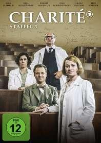 Christine Hartmann: Charité Staffel 3, DVD