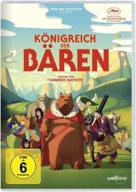 Lorenzo Mattotti: Königreich der Bären, DVD