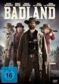 Justin Lee: Badland, DVD