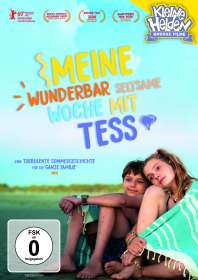 Steven Wouterlood: Meine wunderbar seltsame Woche mit Tess, DVD