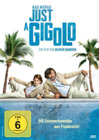 Olivier Baroux: Just a Gigolo, DVD