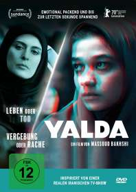 Massoud Bakhshi: Yalda, DVD