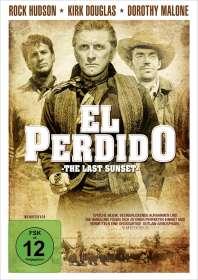 Robert Aldrich: El Perdido, DVD
