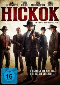 Timothy Woodward Jr.: Hickok, DVD