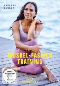 Christiane Reller: Barbara Becker - Mein Muskel-Faszien Training DVD 2: Faszientraining, DVD