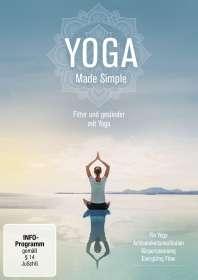 YOGA Made Simple - Fitter und gesünder mit Yoga, DVD