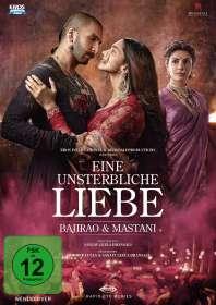 Sanjay Leela Bhansali: Eine unsterbliche Liebe - Bajirao Mastani, DVD