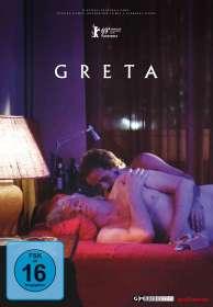 Armando Praca: Greta (2019) (OmU), DVD