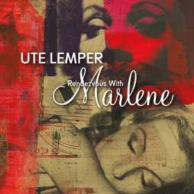 Ute Lemper: Rendezvous With Marlene, CD