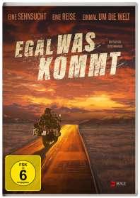 Christian Vogel: Egal was kommt, DVD