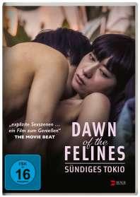 Kazuya Shiraishi: Dawn of the Felines, DVD