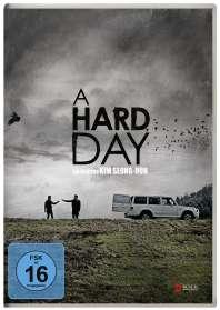 Kim Seong-hun: A Hard Day, DVD