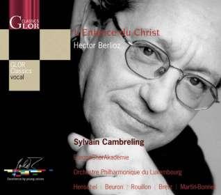 Hector Berlioz (1803-1869): L'Enfance du Christ, CD