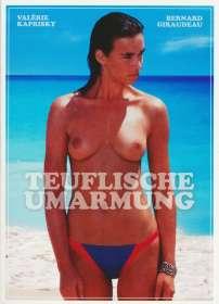 Christopher Frank: Teuflische Umarmung, DVD