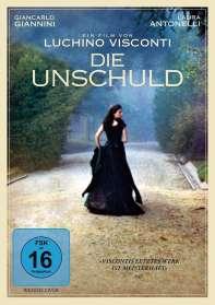 Luchino Visconti: Die Unschuld, DVD