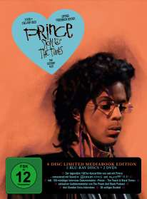 """Prince: Prince - Sign """"O"""" the Times (Limited Edition) (Blu-ray & DVD im Mediabook), BR"""