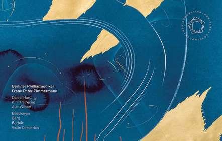 Frank-Peter Zimmermann & Berliner Philharmoniker - Violinkonzerte, CD
