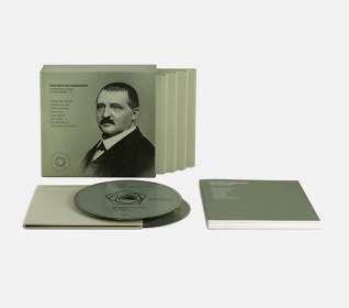 Anton Bruckner (1824-1896): Symphonien Nr. 1-9 (Berliner Philharmoniker SACD-Edition), SACD