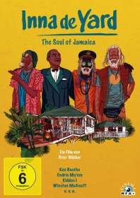 Peter Webber: Inna de Yard - The Soul of Jamaica (OmU), DVD