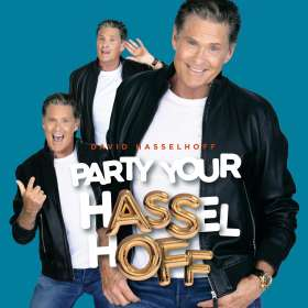David Hasselhoff: Party Your Hasselhoff, CD