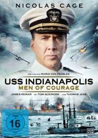 Mario van Peebles: USS Indianapolis - Men of Courage, DVD