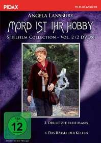 Anthony Pullen Shaw: Mord ist ihr Hobby - Spielfilm Collection Vol. 2, DVD