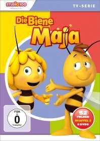 Daniel Duda: Die Biene Maja (CGI) (Komplettbox Staffel 2), DVD