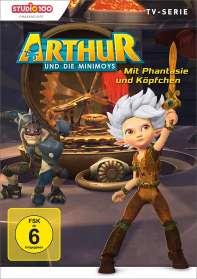 Pierre-Alain Chartier: Arthur und die Minimoys DVD 3, DVD