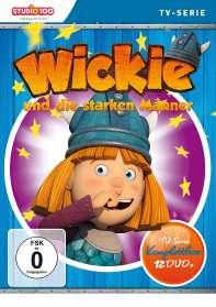 Wickie und die starken Männer (CGI) (Komplette Serie), DVD