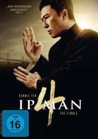 Wilson Yip: Ip Man 4: The Finale, DVD