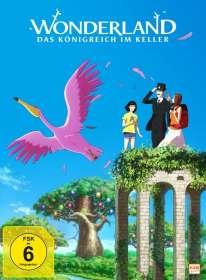 Keiichi Hara: Wonderland - Das Königreich im Keller, DVD