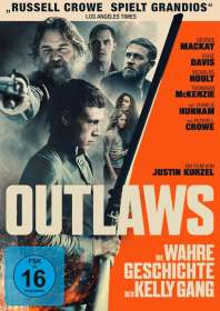 Justin Kurzel: Outlaws - Die wahre Geschichte der Kelly Gang, DVD