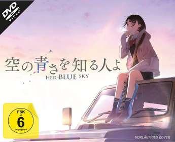 Tatsuyuki Nagai: Her Blue Sky, DVD